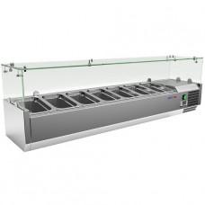Холодильная витрина Cooleq VRX 1500/330