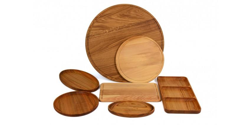 Деревянная посуда: преимущества, уход, виды