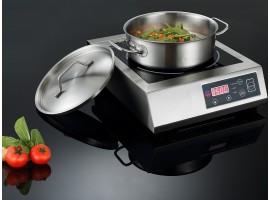 Принципи та особливості роботи індукційної плити