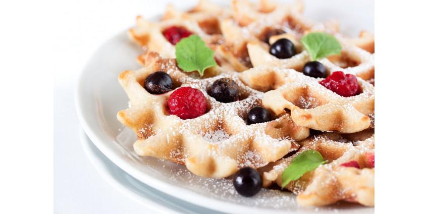 Топ 5 профессиональных вафельниц для выпечки бельгийских вафель