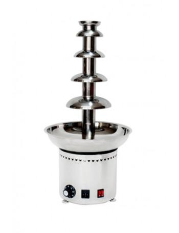 Шоколадный фондю-фонтан GGM Gastro SLBK5