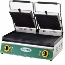 Контактный гриль двухпостовой 2132 - SILVER