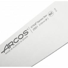 Нож поварской 210 мм, Arcos 255100