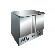 Холодильный стол Berg SA45TN S/Stop, 2 дверки, мотор снизу