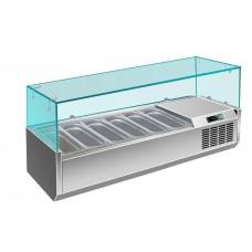 Витрина холодильная для ингредиентов G -VRX1400/330 BERG