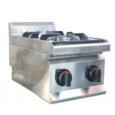 Газовая плита 2-ух конфорочная BERG HS6035G