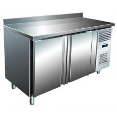 Холодильный стол 2-ух дверный з бортом BERG