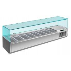 Витрина холодильная для ингредиентов 1800/330 BERG