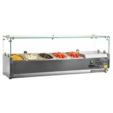 Холодильная витрина для топпинга Frosty VRX1200/330