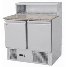 Холодильный стол для пиццы FROSTY THPS 900