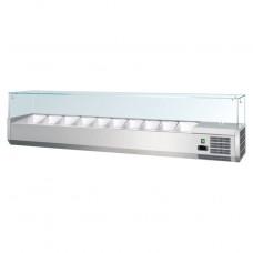 Холодильная витрина для топпинга Frosty VRX2000/330