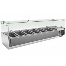 Холодильная витрина для топпинга Frosty VRX1500/380