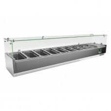 Холодильная витрина для топпинга Frosty VRX2000/380