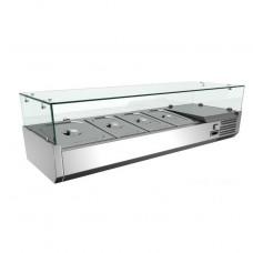 Холодильная витрина для топпинга Frosty VRX1200/380