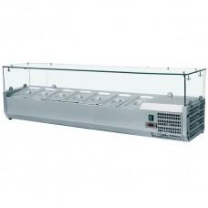 Холодильная витрина для топпинга Frosty VRX1500/330
