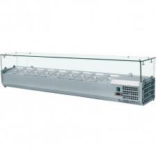 Холодильная витрина для топпинга Frosty VRX1800/330