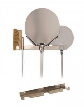 Держатель для лопат и щеток настенный Gi Metal ACH-PP