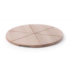 Доска для пиццы Ø300x(H)15 мм Hendi 505540