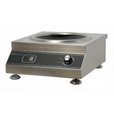 Плита индукционная с электронным управлением HURAKAN HKN-ICW50D WOK