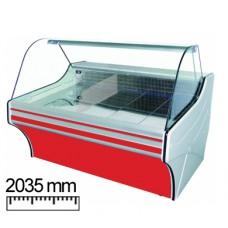 Витрина холодильная Cold VIGO 20 IIk (w-20sg-w)