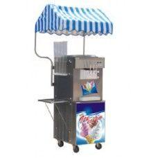 Фризер для мягкого мороженого Cooleq IIM-02 S