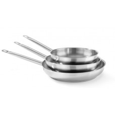 Сковорода Hendi Kitchen Line, 838501, Ø 240x(H)45 мм