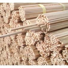 Палочки для сладкой ваты деревянные GoodFood S400 (1000 шт)
