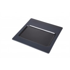 "Тарелка квадратная Square черная 12"" (30,5см)"