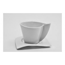 Чашка чайная с блюдцем (220мл)