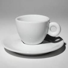 "Чашка с блюдцем ""illy""(60мл)"