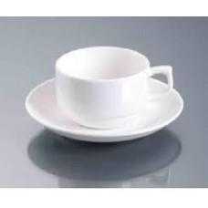 Чашка 1в1 с блюдцем (250мл)