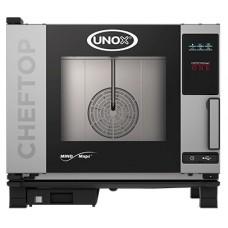 Пароконвекционная печь Unox  XЕVС-0511-Е1R