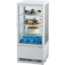 Витрина холодильная Stalgast 852170 78 л белая