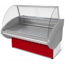 Витрина холодильная среднетемпературная ВХС-1,2 Илеть