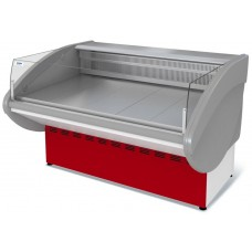 Витрина холодильная среднетемпературная открытая ВХСо-2,1 Илеть