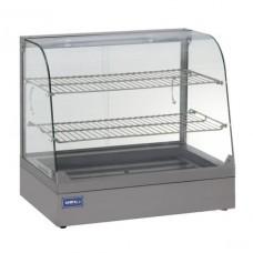 Витрина тепловая настольная ВТ-Р-660 (гнутое стекло)