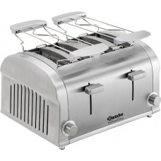 Гриль-тостер вертикальный Bartscher Silverline 4 100202