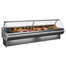 Витрина холодильная ES System K LCD Dorado-1,5D