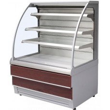 Холодильная витрина кондитерская ES System K LCC Carina-1,0