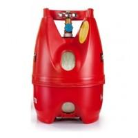 Взрывобезопасный газовый баллон SafeGas LPG-5л