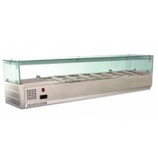 Холодильная витрина CustomCool CCSTG-1200
