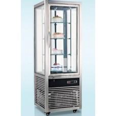 Витрина холодильная кондитерская Sybo FG418L1-S