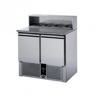 Стол для пиццы с гранитной поверхностью Apach S02A