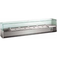 Холодильная витрина GGG VRX1500-380