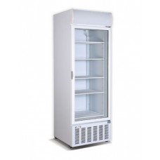 Шкаф холодильный со стеклянной дверью Crystal CR 600