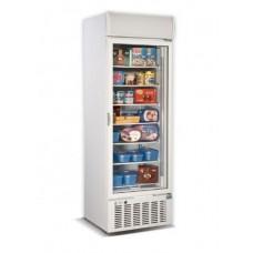 Шкаф морозильный со стеклянной дверью Crystal CRF 400