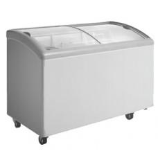 Ларь морозильный с гнутым стеклом Scan SD 400