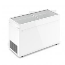 Морозильный ларь со стеклянной прямой крышкой CLASSIC F 600 C