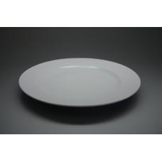 "Тарелка круглая  7"" (18см) с бортом"