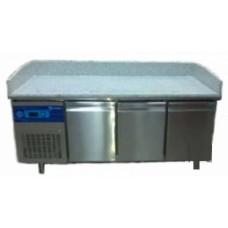 Стол для пиццы холодильный с гранитной столешней CustomCool